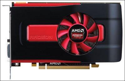 AMD анонсировала видеоадаптер Radeon HD 7790