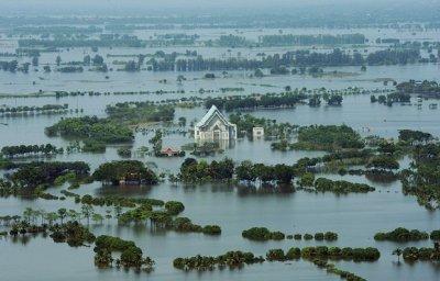 Наводнение в Таиланде и его последствия