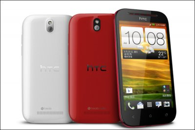 Представлен смартфон HTC Desire P