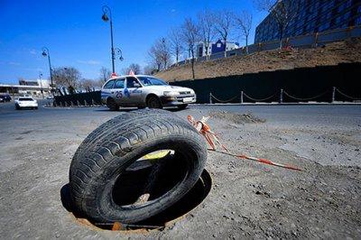 Российские дороги оказались среди худших в мире – 136-е место из 144