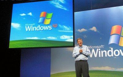 Через год Microsoft прекратит поддержку Windows XP