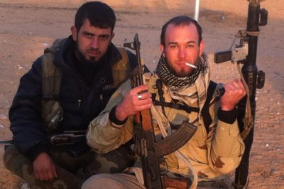 Аризона Джонс. Приключения американского солдата удачи в Сирии