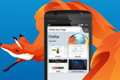 Названа дата выхода Firefox OS