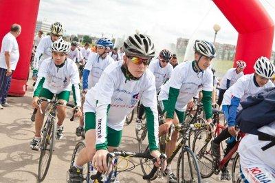 В воскресенье чебоксарцы откроют велосезон