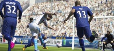 Анонс FIFA 14
