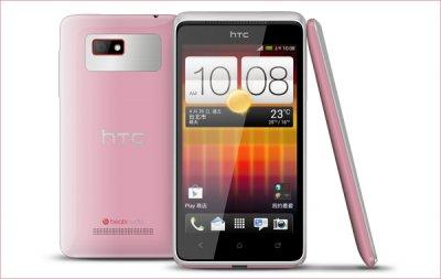 HTC Desire L: смартфон среднего уровня