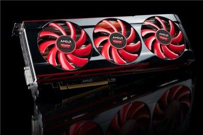 AMD показала «самую быструю в мире» видеокарту