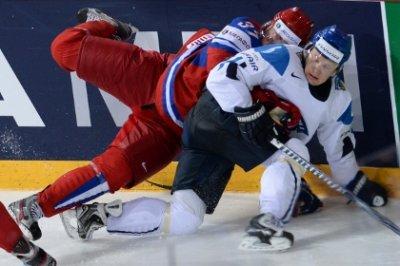 Россия проиграла Финляндии на ЧМ по хоккею