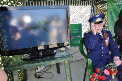 В День Победы «МегаФон» организовал онлайн трансляцию московского парада