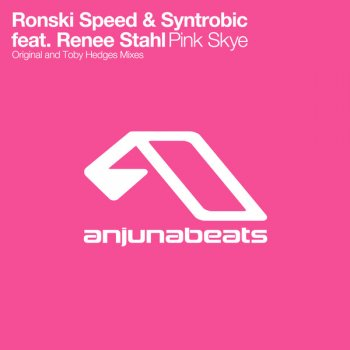 Ronski Speed & Syntrobic feat. Renee Stahl - Pink Skye