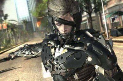 Metal Gear Rising: Revengeance выпустят на PC