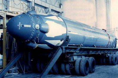 Россия испытает «донную» баллистическую ракету
