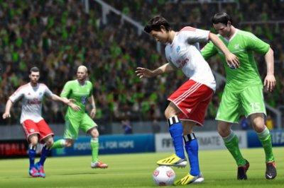 Названа дата выхода FIFA 14