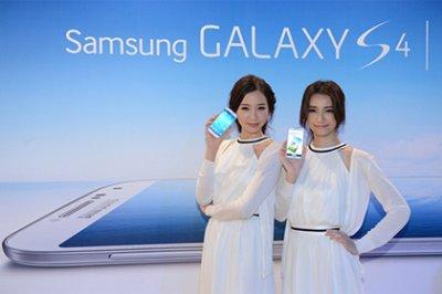 Отгружено десять миллионов смартфонов Galaxy S4
