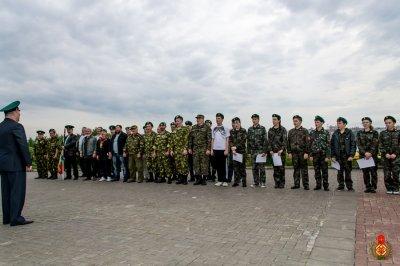 Боевой расчет 2013 в Чебоксарах