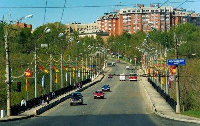 Московский мост в Чебоксарах расширят до 6 полос
