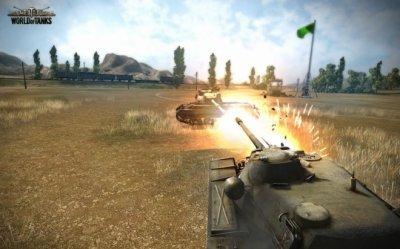 60 млн. танкистов в World of Tanks