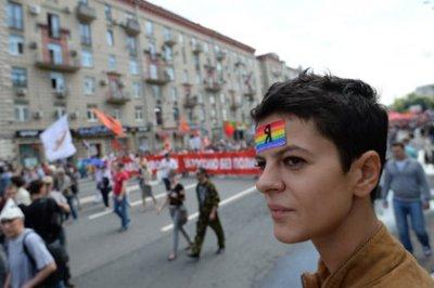 В Москве прошел «Марш против палачей»