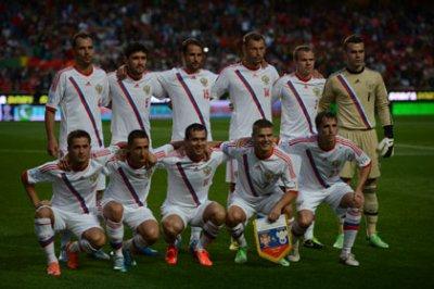 Сборная России по футболу впервые проведет матч в Казани