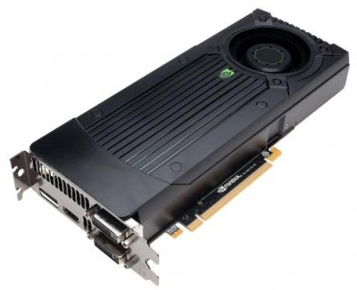 Nvidia представила GeForce GTX 760 за $249