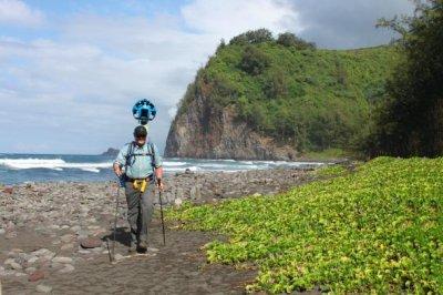 Google раздаёт туристам камеры, чтобы те помогли проекту Street View