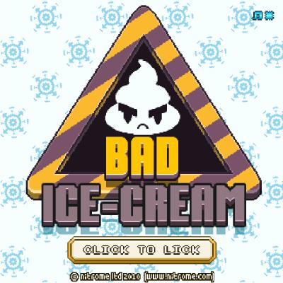 Приключения Мороженки (Bad Ice Cream)
