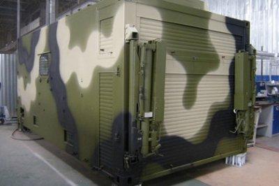 Минобороны вооружится передвижным штабом-контейнером