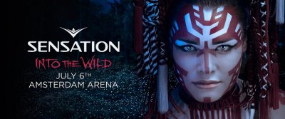 "Sensation ""Into The Wild"" (Amsterdam) – 06.07.2013"