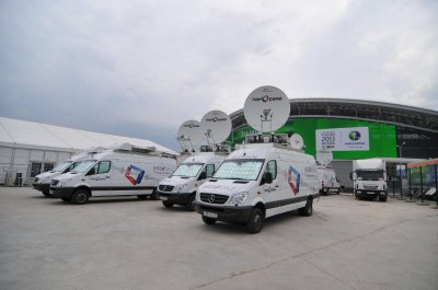 «МегаФон» предоставил каналы для обеспечения телевизионных трансляций Универсиады