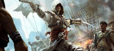 Главный герой Assassin's Creed 4 - полная противоположность протагониста Assassin's Creed 3