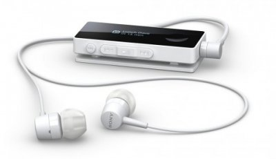 Sony Mobile анонсирует начало продаж беспроводной стереогарнитуры SBH50 с OLED-дисплеем в России