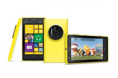Nokia представила смартфон Lumia с 41-мегапиксельной камерой
