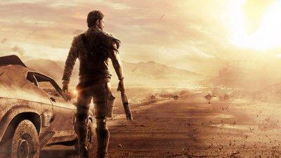 Mad Max - первый игровой трейлер