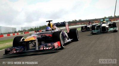 Анонс F1 2013