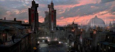 Wolfenstein: The New Order перенесли на следующий год