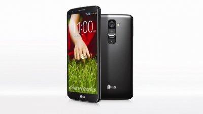 LG представила свой новый флагман G2 с экраном «от края до края»