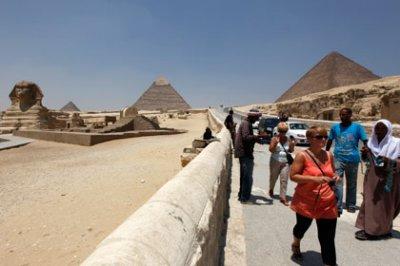 Ростуризм запретил продажу путевок в Египет