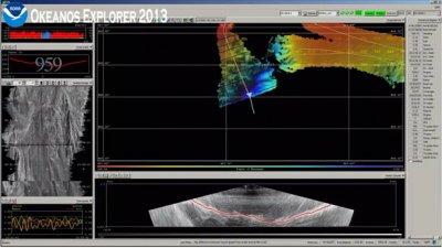 Исследования дна океана можно посмотреть в прямом эфире