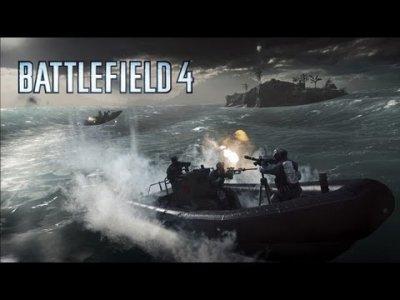 Парасельский шторм - новый трейлер Battlefield 4