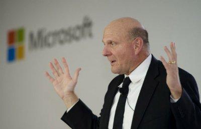 Стив Балмер покидает пост главы Microsoft