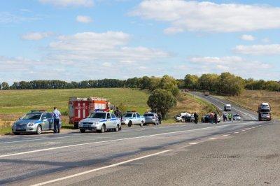 В Чувашии два полицейских погибли в ДТП
