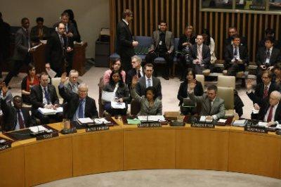 Россия и Китай ушли с заседания Совбеза ООН по Сирии