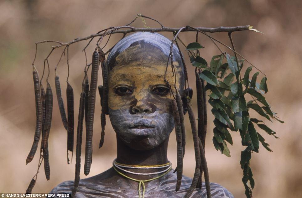 Смотреть бесплатно африканские девушки 24 фотография