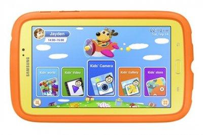 Samsung выпустит планшет для детей