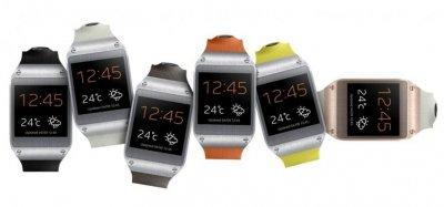 GALAXY Gear — «умные» часы Samsung