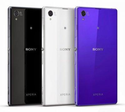 Sony официально представила Xperia Z1