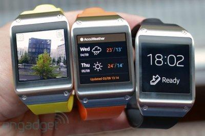 Первый обзор «умных» часов Samsung: «тормозной» и неудобный интерфейс