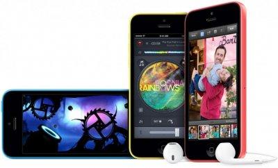 Apple официально представила iPhone 5s и iPhone 5c