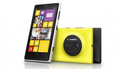 В России открыт предзаказ на Nokia Lumia 1020