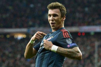 «Бавария» разгромила ЦСКА в матче Лиги чемпионов